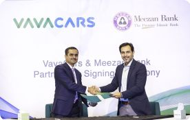 VavaCars partners with the leading Islamic Bank in Pakistan, Meezan Bank to provide innovative Financing products for Car Trading