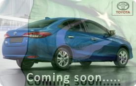 Wait is finally over, Toyota Yaris Sedan launching in Pakistan