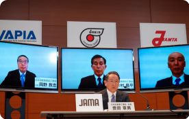 Japan auto industry vows to protect jobs amid virus crisis