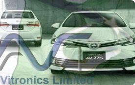AuVitronics export auto parts to Toyota Vietnam