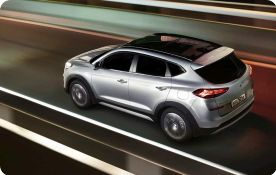 TPL Trakker will provide AVN Systems in the New Hyundai Tucson