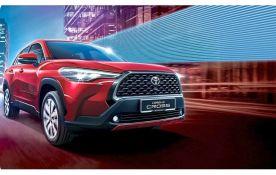 Toyota launches new Corolla Cross SUV