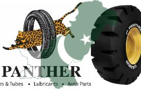 Panther Tyres successfully Manufactured Pakistan's first Largest & Heaviest Tyre SIKANDAR