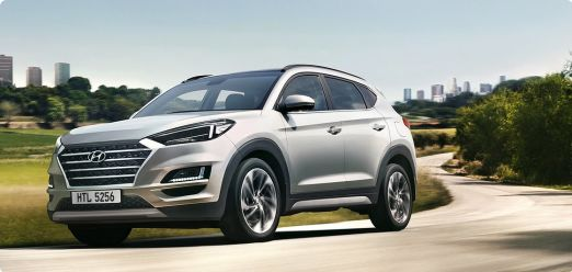 A New SUV Competitor in the market: Hyundai Tucson