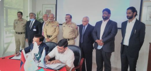 Mou – Signed for Electric Vehicles manufacturing / assembly plant in Pakistan
