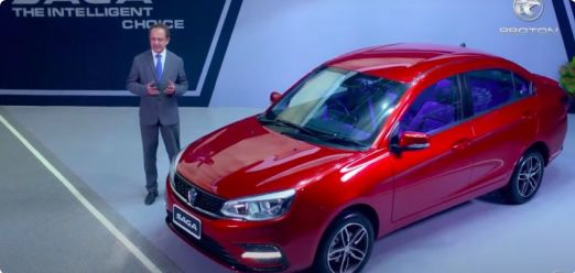 Proton Saga launched in Pakistan – smaller 1298cc engine; R3 with manual gearbox; from Rs. 2,175,000