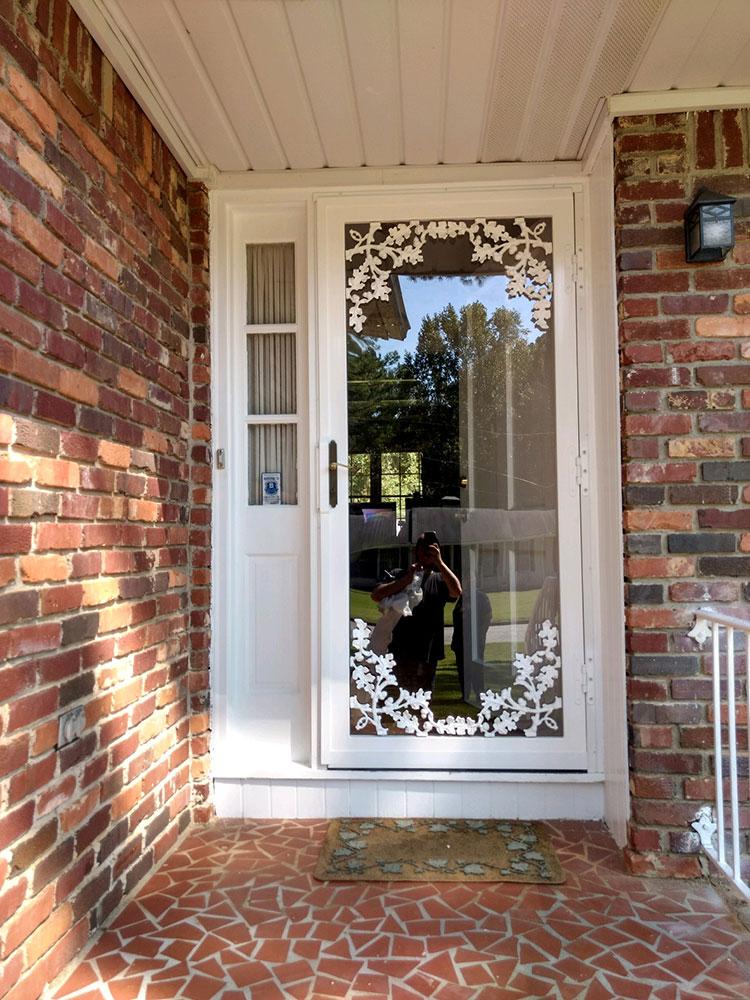 Security Doors Atlanta Patio Amp French Doors Ornamental