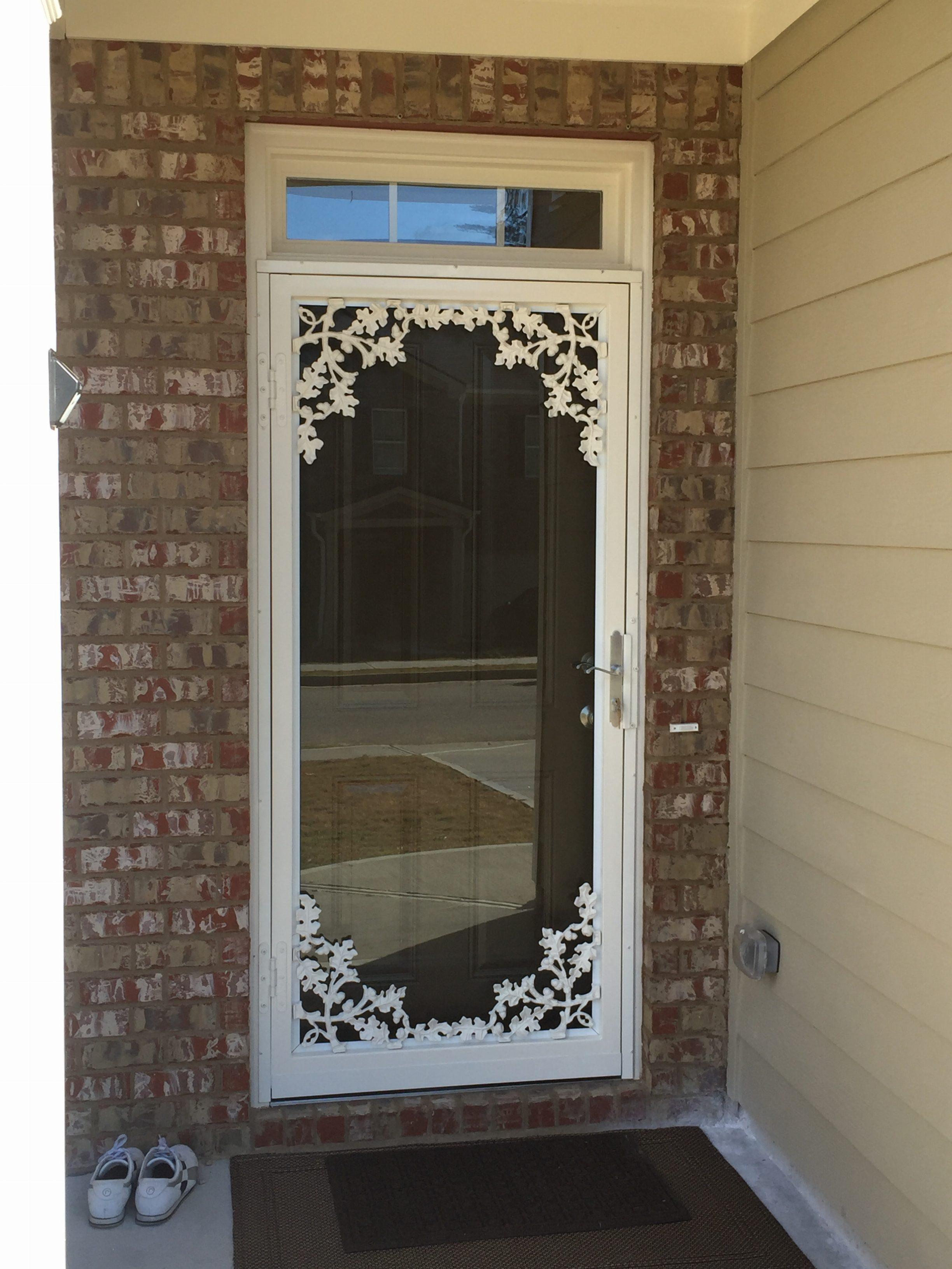 Security Doors Atlanta Patio French Doors Ornamental Security