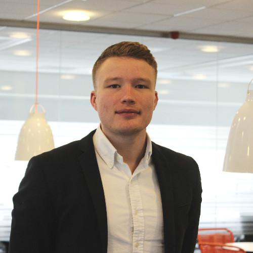Jeppe Rosenborg Profile | Match My Thesis