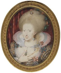 Lunchtime Lecture - Exquisite Objects: Dressed to Impress in the Age of Hilliard and Shakespeare