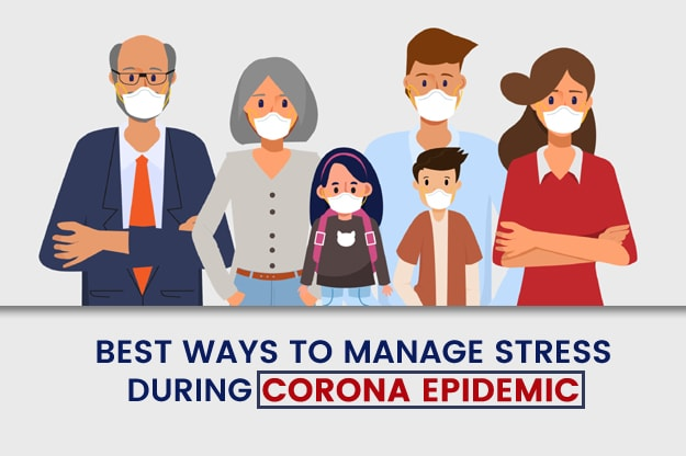 Tips to manage stress during COVID 19