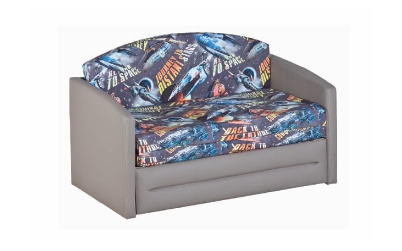 Прямой диван Жанетта-2