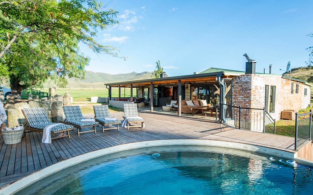 Bokpoort Mountain Lodge