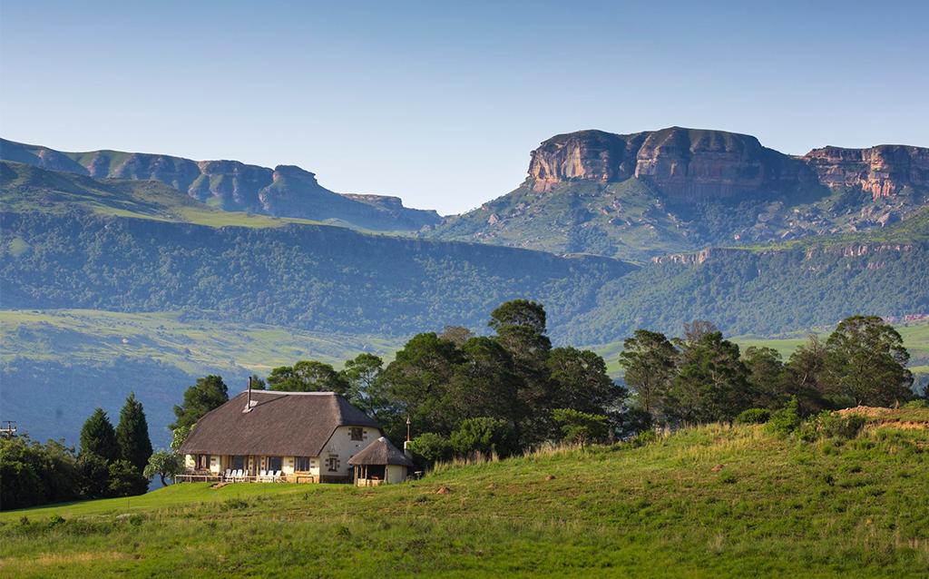 Thokomala - Berghouse & Cottages