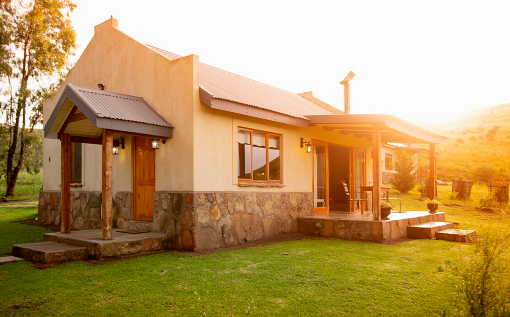 Thula Thula - The Berghouse & Cottages