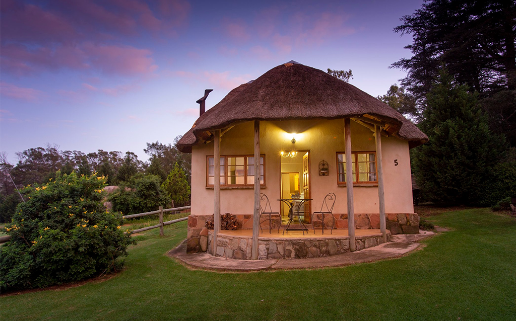 Thandanani - The Berghouse & Cottages