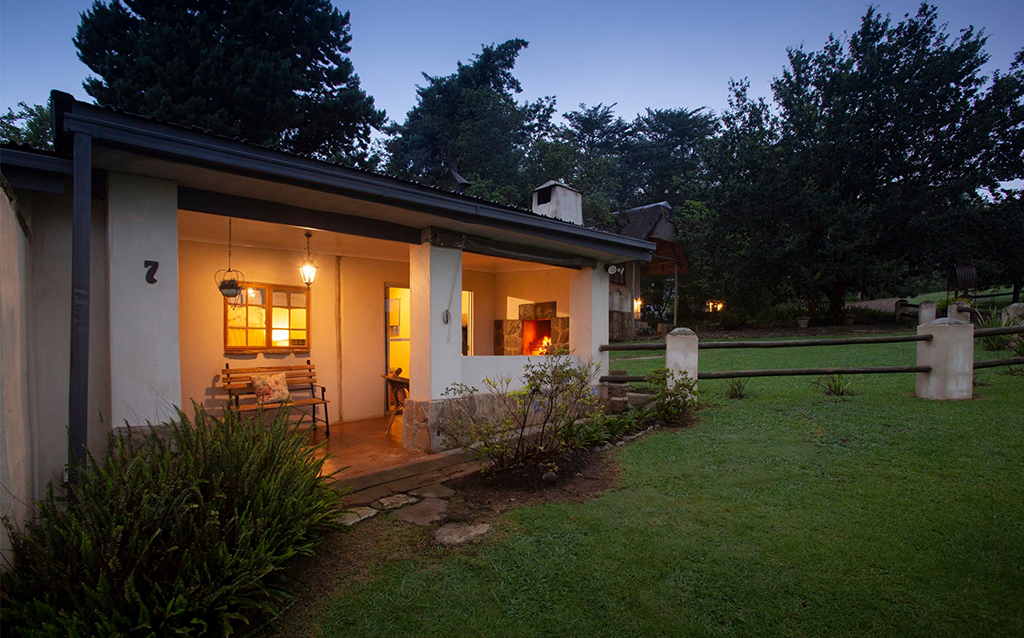 Phinda Cottage - The Berghouse & Cottages