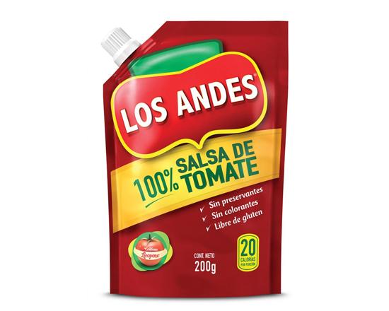 Los Andes Salsa De Tomate 240 G