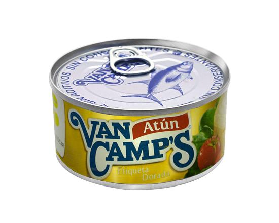 Atun Van Camps Etiqueta Dorada 160G