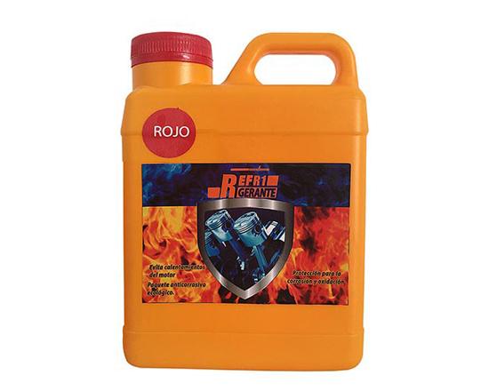 Qualco Refrigerante Rojo 1L