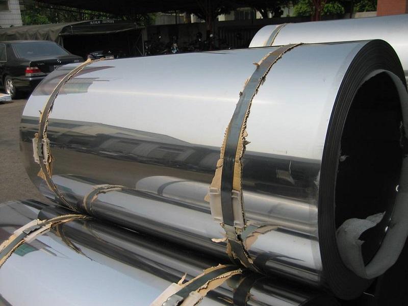 Cuộn inox 304 bề mặt b/a