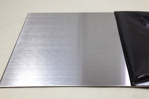 Tấm inox 201 bề mặt h/l