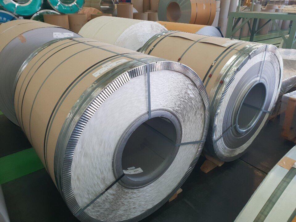 Cuộn inox 430 bề mặt h/l