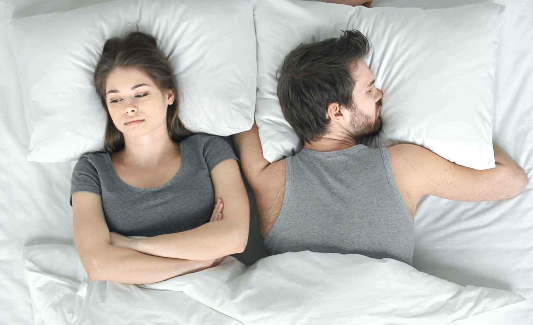 How much sleep your Husband need if you're trying to get pregnant