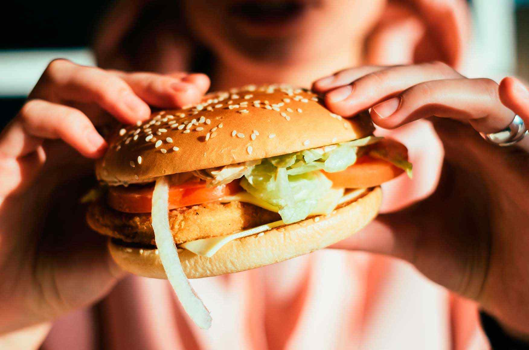 Don't Eat Fast Food for Better Fertility