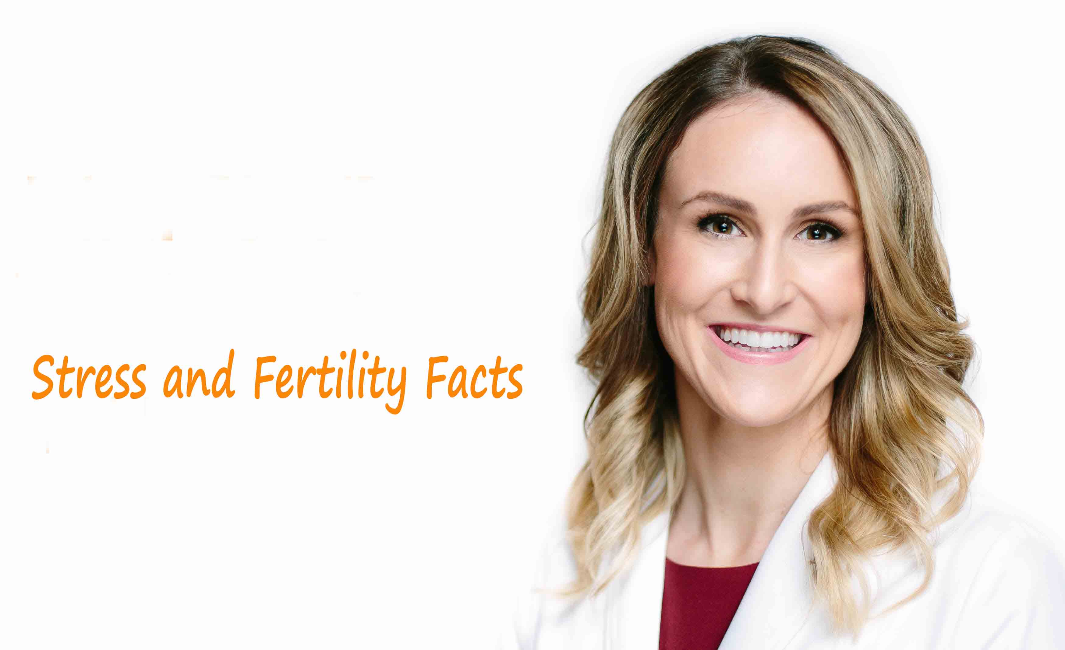 Stress and Fertility Facts of Getting Pregnant