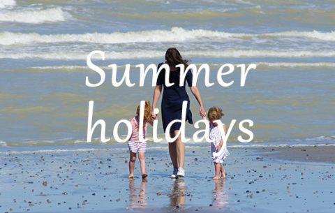 Sensational Summer holidays