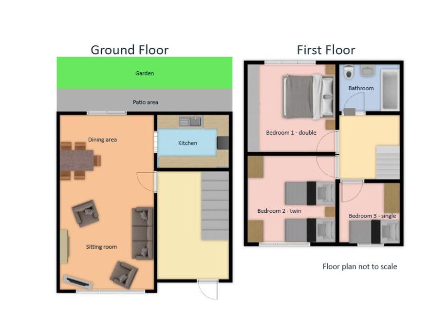 Green Leas floor plan