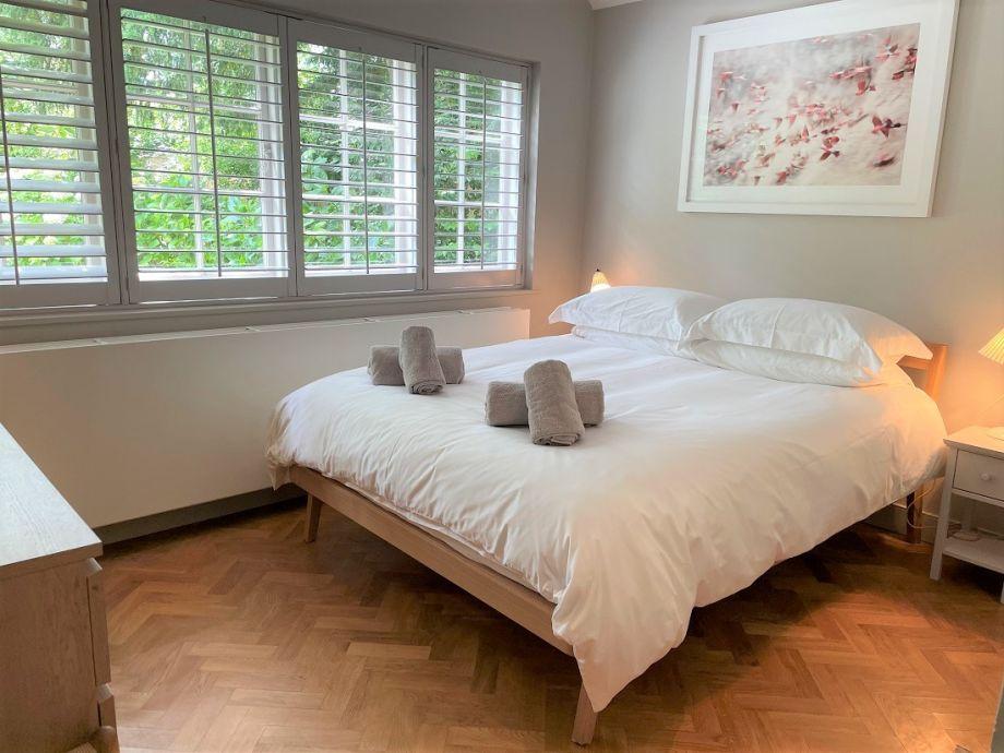 Delightful double bedroom