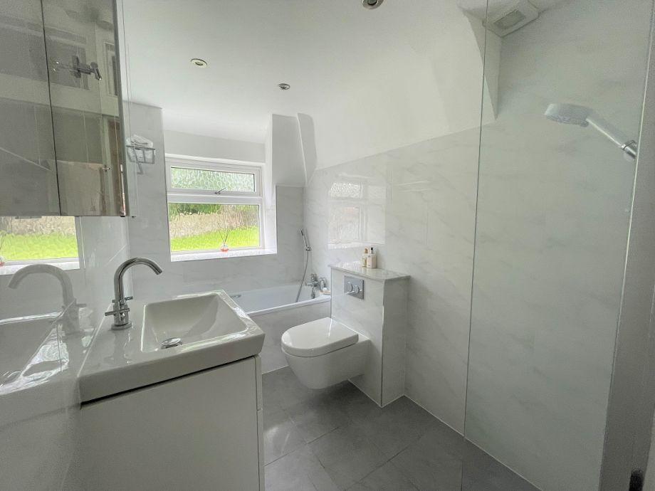 First floor shower/bathroom