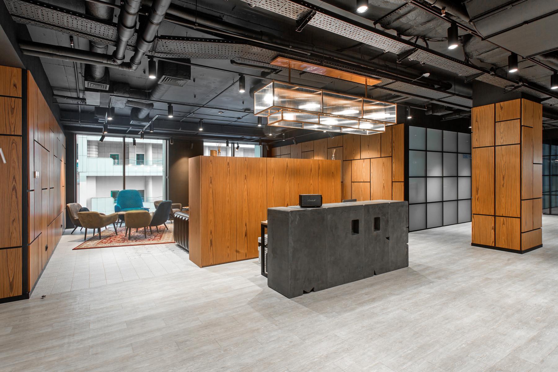 Офис в БЦ Торонто №3