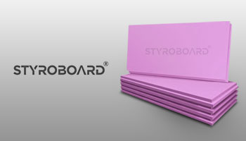 Thermopore/styroboard