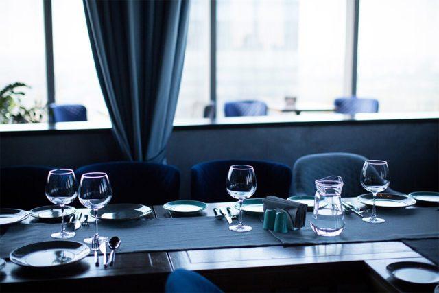 Ресторан 360: вид на Москву с высоты 327 метров
