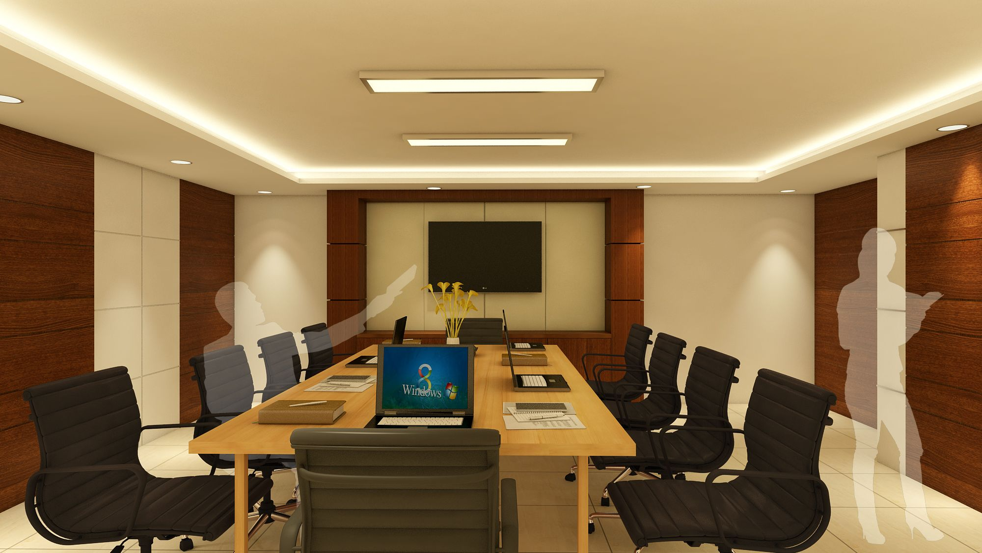 <p>Conference Rooms</p>