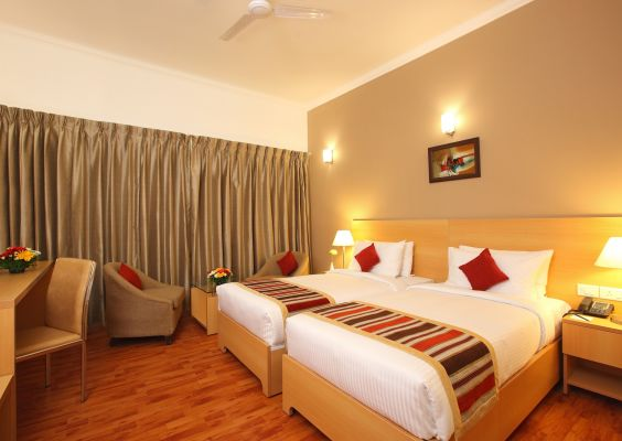 Starlit - Bangalore -Rooms..