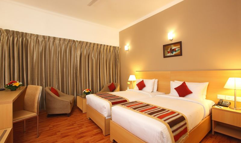 Starlit - Bangalore -Rooms..