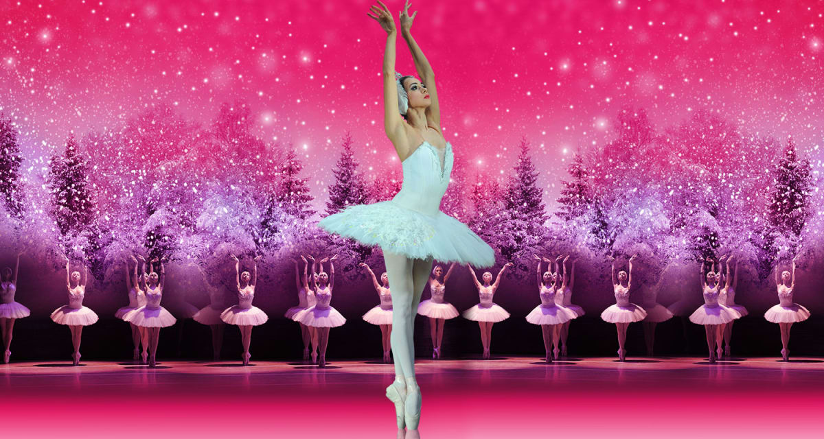 Russian State Ballet of Siberia - Coppelia at New Wimbledon Theatre