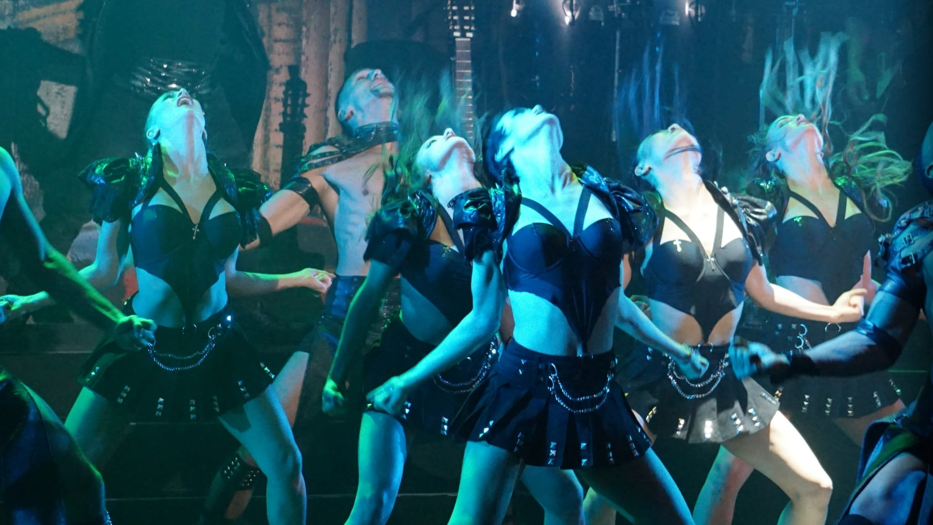 Kevin Clifton & Joanne Clifton - Burn The Floor at New Wimbledon Theatre
