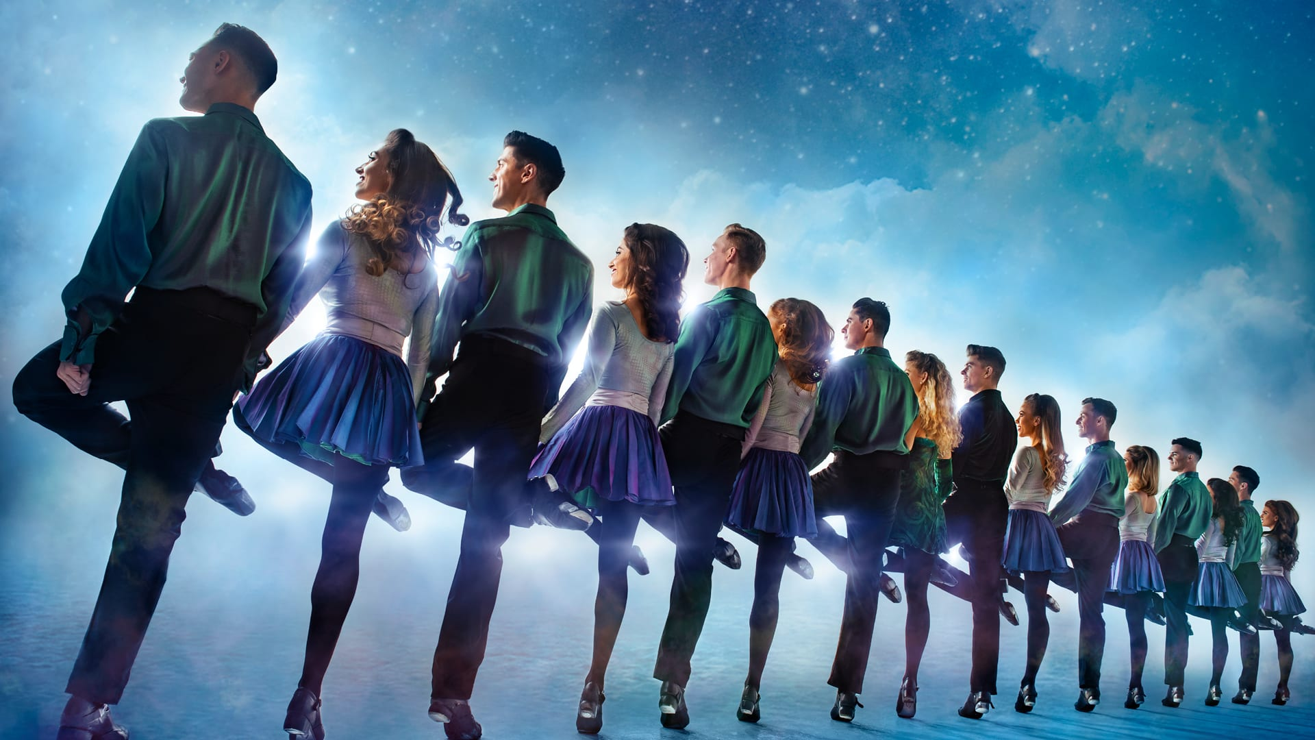 Riverdance - The New 25th Anniversary Show at New Wimbledon Theatre