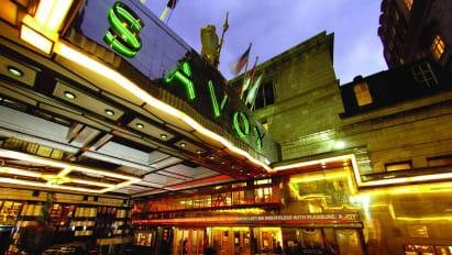 Savoy Theatre External