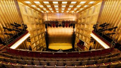 Savoy Theatre Internal