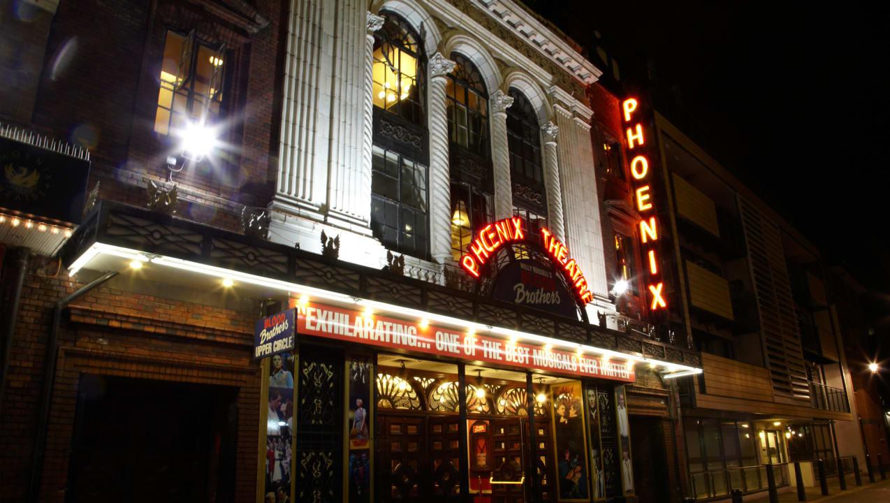 Phoenix Theatre External