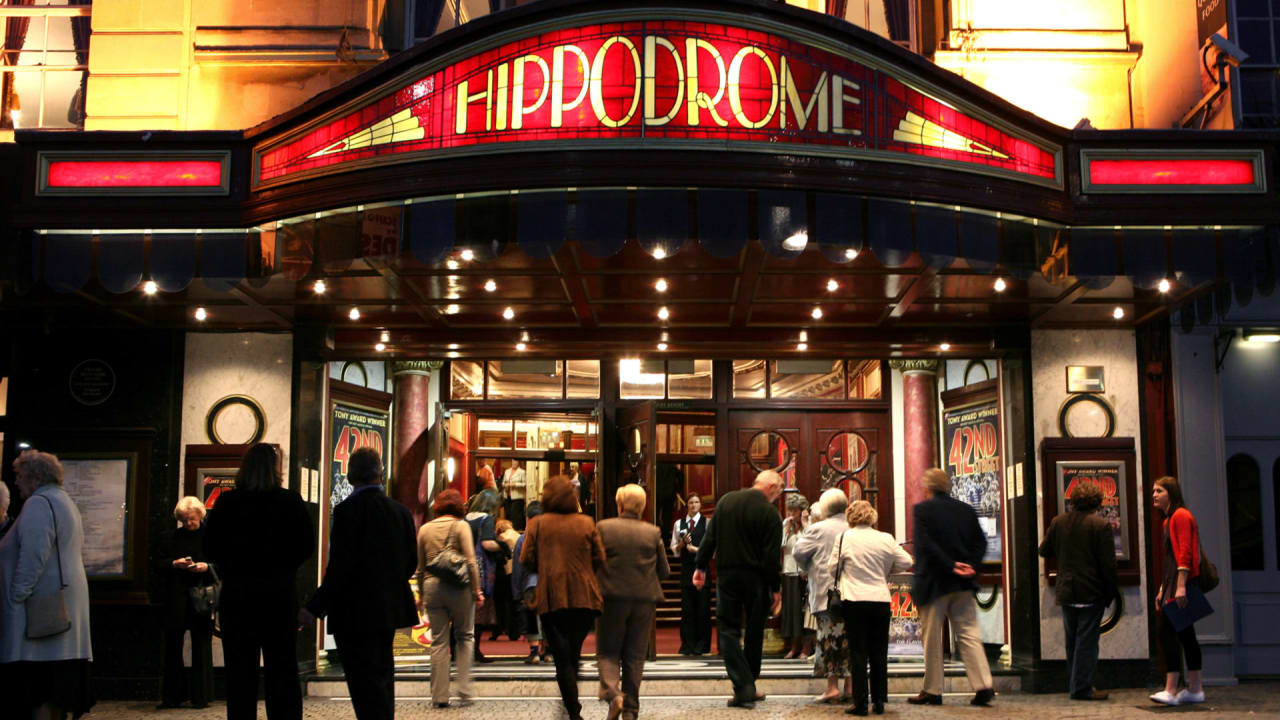 Bristol Hippodrome Outside