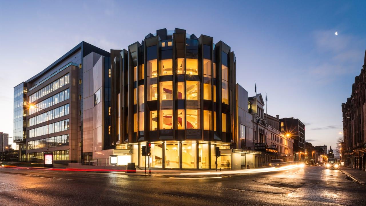 Theatre Royal Glasgow External
