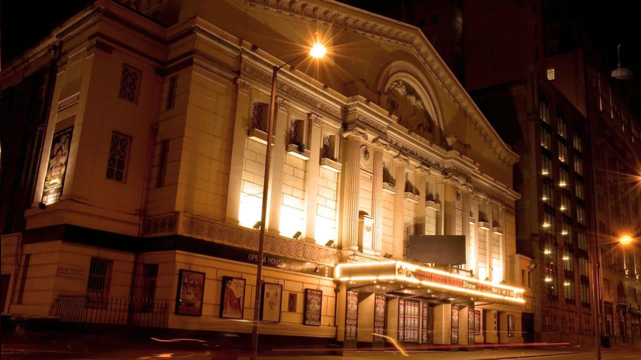 Opera House Manchester Outside