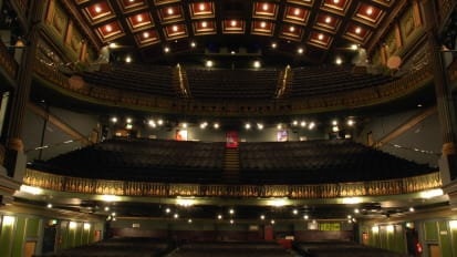Opera House Manchester View from Stage